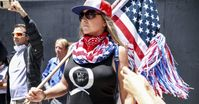 Die Q oder Qanon Bewegung ist hauptsächlich in den USA aber auch weltweit aktiv (Symbolbild)