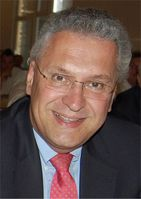 Bayerns Innenminister Joachim Herrmann / Bild: Sigismund von Dobschütz, de.wikipedia.org