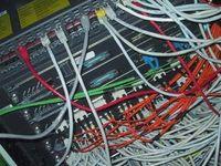 Netzwerk: Quantencomputer läuten neue Ära ein. Bild: C. Nöhlen, pixelio.de