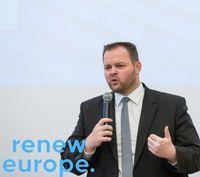 "Engin Eroglu (2020) Bild: ""obs/Engin Eroglu MdEP (Renew Europe Fraktion)/Charles Coudore"""