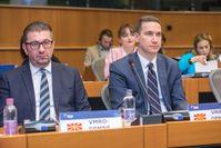 EPP Parteitreffen mit Nikola Gruevski (2018)