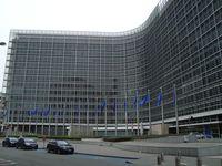 Das Berlaymont-Gebäude, Sitz der Europäischen Kommission