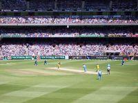 Ein Cricket Spiel im Stadtion (Symbolbild)
