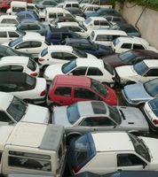 Dicht geparkt: geht in Zukunft automatisch. Bild: pixelio.de, Christine Schmidt