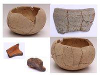 Die wohl ältesten Funde lokaler Herstellung von Holzaschegläsern Europas aus dem 9. Jahrhundert wurden jetzt zutage gefördert. Sie sollen mit Unterstützung der DBU für die Nachwelt gesichert werden. Quelle: © Institut für Kunstgeschichte und Archäologien Europas der Uni Halle-Wittenberg (idw)