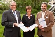Präsentation des 'Werkbuchs Vernetzung' Foto: UK Ulm