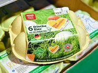 Eier ohne Kükentöten: REWE Group weitet Angebot massiv aus