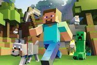 Virtuelle Pixelwelt: ''Minecraft'' mit VR-Brille erleben. Bild: mojang.com