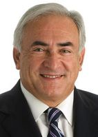 Dominique Gaston André Strauss-Kahn Bild: International Monetary Fund / de.wikipedia.org