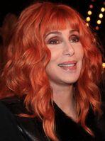 Cher bei der Filmpremiere von Burlesque (2010)