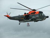 Sea-King Hubschrauber