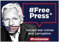 40 Rechtsgruppen  fordern die Freilassung von Julian Assange  / Bild:        https://www.ifj.org/media-centre/news/detail/category/press-releases/article/over-40-rights-groups-call-on-uk-to-free-julian-assange.html