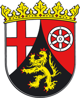 Wappen von Rheinland-Pfalz