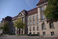 Bundesrechnungshof - Potsdam, ehemals Rechnungshof des Deutschen Reiches, ehemals Königliche Oberrechnungskammer.