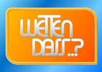 """Logo von Wetten, dass...?!"""""""