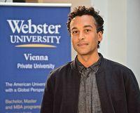 Marc Mehu Bild: Webster Vienna Private University