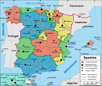 Spaniens Provinzen