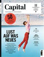 "CAPITAL 11_2020_Cover /  Bild: ""obs/Capital, G+J Wirtschaftsmedien"""