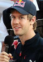 Sebastian Vettel Bild: Morio / de.wikipedia.org