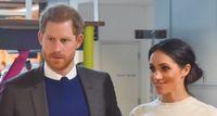 Prinz Harry und Meghan Markle (2018)