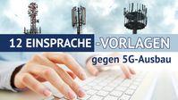 """Bild: Screenshot Video: """" 12 Einsprache-Vorlagen – gegen 5G-Ausbau!"""" (www.kla.tv/18642) / Eigenes Werk"""