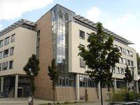 Hauptgebäude des Leibniz-Zentrum für Europäische Wirtschaftsforschung (ZEW) im Quadrat L7