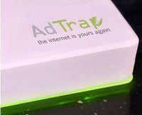 AdTrap: Hardware blendet Online-Werbung aus. Bild: getadtrap.com
