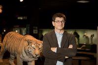 Professor Dr. Matthias Glaubrecht ist wissenschaftlicher Direktor des neuen Centrums für Naturkunde. Quelle: UHH/Sukhina (idw)