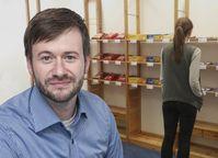 Michael Luck hat der Kaufverhalten von Kunden in Supermärkten untersucht Quelle: (Foto:  Edeltraud Altrichter/Uni Rostock) (idw)