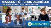 """Bild: SS Video: """"🔴 Masken für Grundschüler - RA Dirk Sattelmaier kommentiert das neueste Maskenurteil und ist sauer!"""" (https://youtu.be/dlrTnsXzYtI) / Eigenes Werk"""