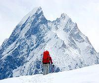 Trekkerin am K2: Sauerstoffmangel kann zur Todesfalle werden (Foto: Flickr/Ly)