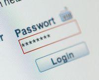Passwort: Botnetze nutzen Wiederverwendung. Bild: fotodienst.at