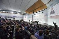 Russisches Davos: Gaidar-Forum 2018 in der RANEPA, Moskau