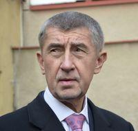 Andrej Babiš (2020)