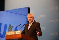 Horst Seehofer Bild: blu-news.org, on Flickr CC BY-SA 2.0