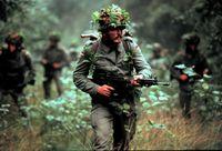 Bundeswehr in weltweiten Kriegseinsätzen