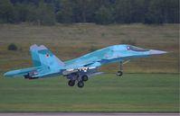 Suchoi Su-34