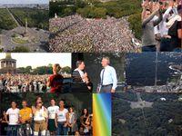 """""""Berlin invites Europe - Fest für Freiheit und Frieden"""" am 29.08.2020 in Berlin ein voller Erfolg"""