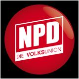 Logo der Nationaldemokratische Partei Deutschlands – Die Volksunion (NPD – Die Volksunion)