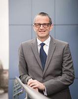 CEO Dr. Martin U. Schefter Bild: First Sensor AG