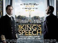 Filmplakat von The King's Speech