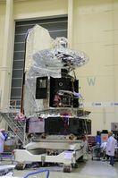 Satellit Herschel Bild: ESA