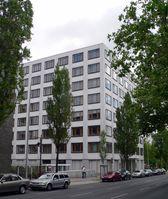 Sitz der KV Berlin in Berlin-Westend