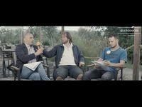 Maximilian Provenzano, Rechtsanwalt Markus Haintz und Stephan Bergmann (2020)