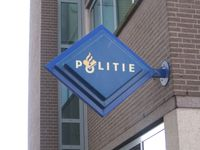 Emblem Polizei Niederlande