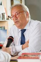 Hannes Swoboda, Brüssel 2007.