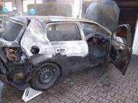 Autowrack Bild: Polizei