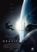 "Kinoplakat ""Gravity"""