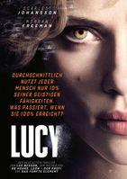 """Kinoplakat von """"Lucy"""""""