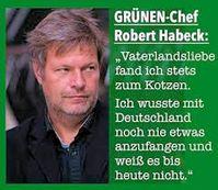 Bündnis 90 / Die Grünen stehen in der Dauerkritik und werden von den meisten Menschen in Deutschland nicht als wählenswert erachtet (Symbolbild)
